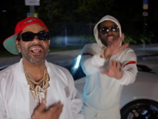 Jim Jones and Harry Fraud Drop Visual For 'Barry White'