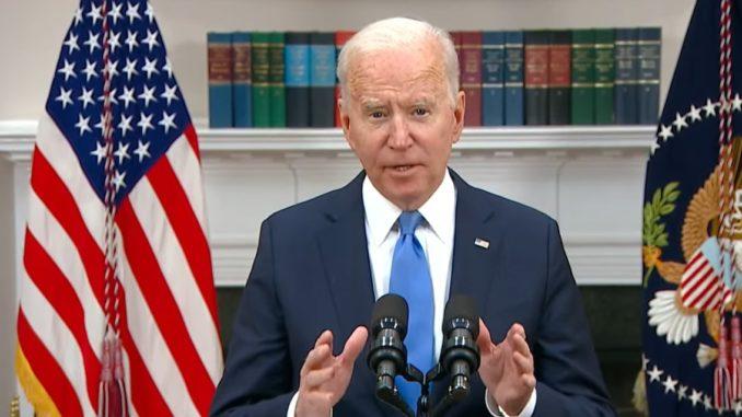 President Joe Biden Speaks On Rising Gas Prices, Price Gouging, Panic Buying and More