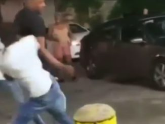Video Shows Man Pulling His Weapon And Shooting A Man Several Times After Losing Fight