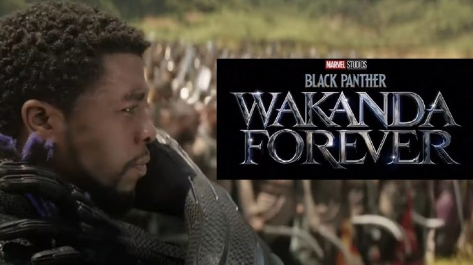 'Black Panther 2: Wakanda Forever' Set To Arrive In Theaters July 8, 2022