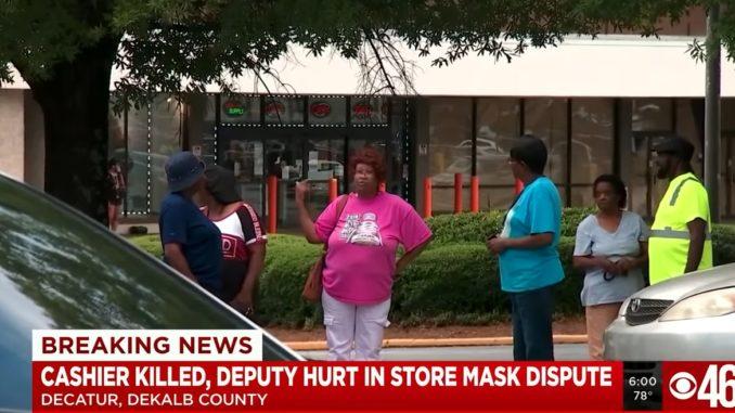 Man Fatally Shoots Supermarket Cashier Over Face Mask Dispute