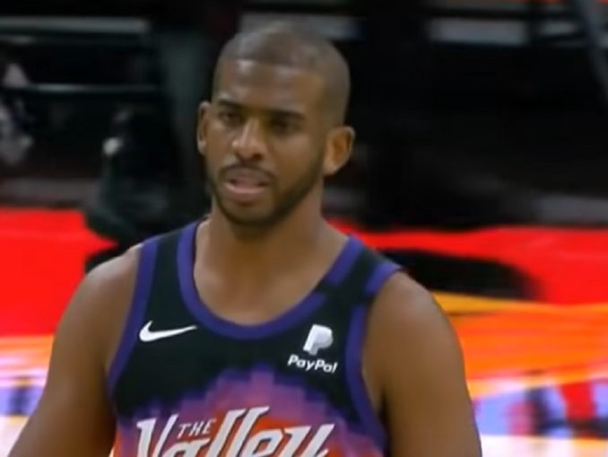 Suns' Chris Paul Out Indefinitely Due To COVID-19 Protocols