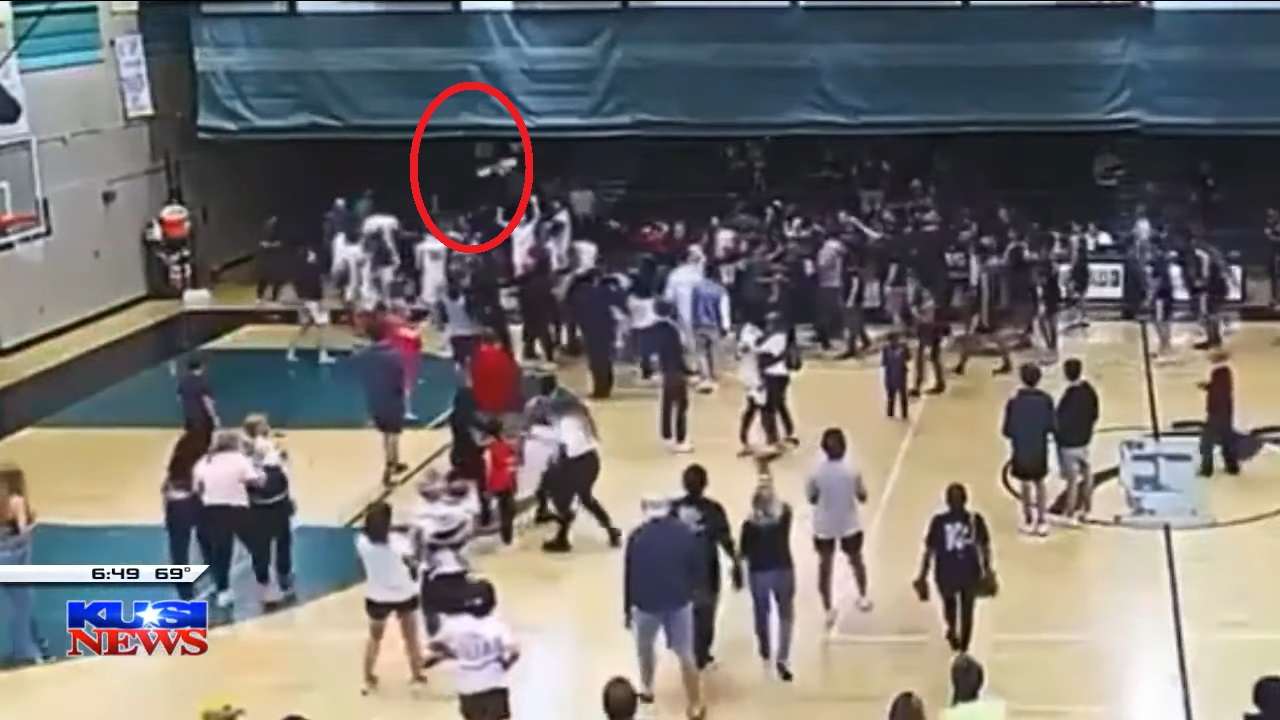 Video Shows Tortillas Being Thrown at Mostly Latino HS Basketball Team in San Diego, California