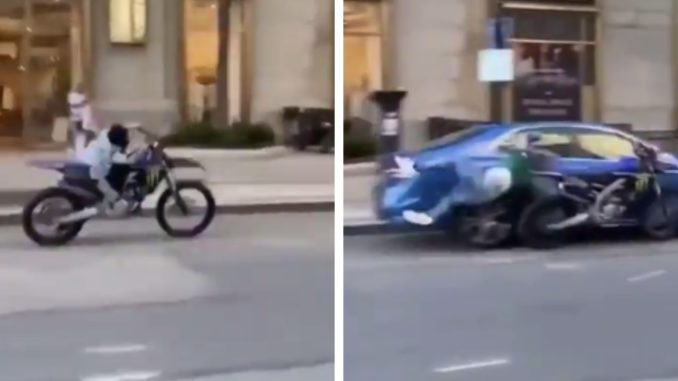 When Living The Bike Life Goes Horribly Wrong