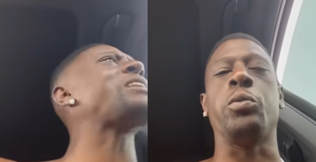 Boosie Goes Off About a Hater at Six Flags White Water