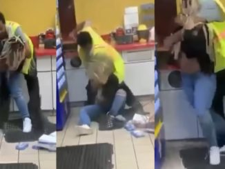 Graphic Video Shows Gas Station Employee Brutally Beating Woman Who Wanted to Use Restroom