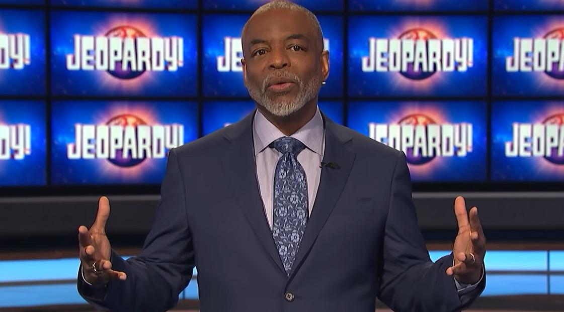 "LeVar Burton Takes Over as Guest Host on ""Jeopardy!'"