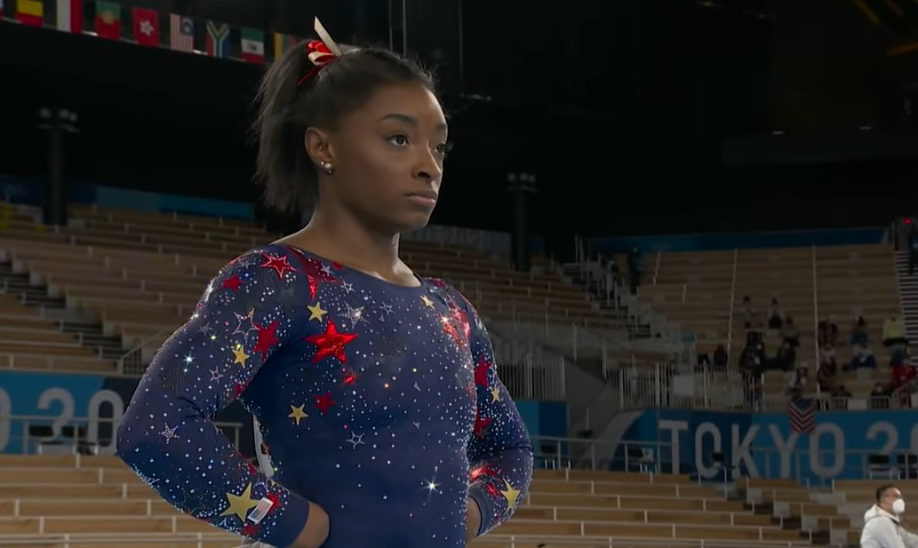 Simone Biles Drops Out of Tokyo Olympics Gymnastics Team Final
