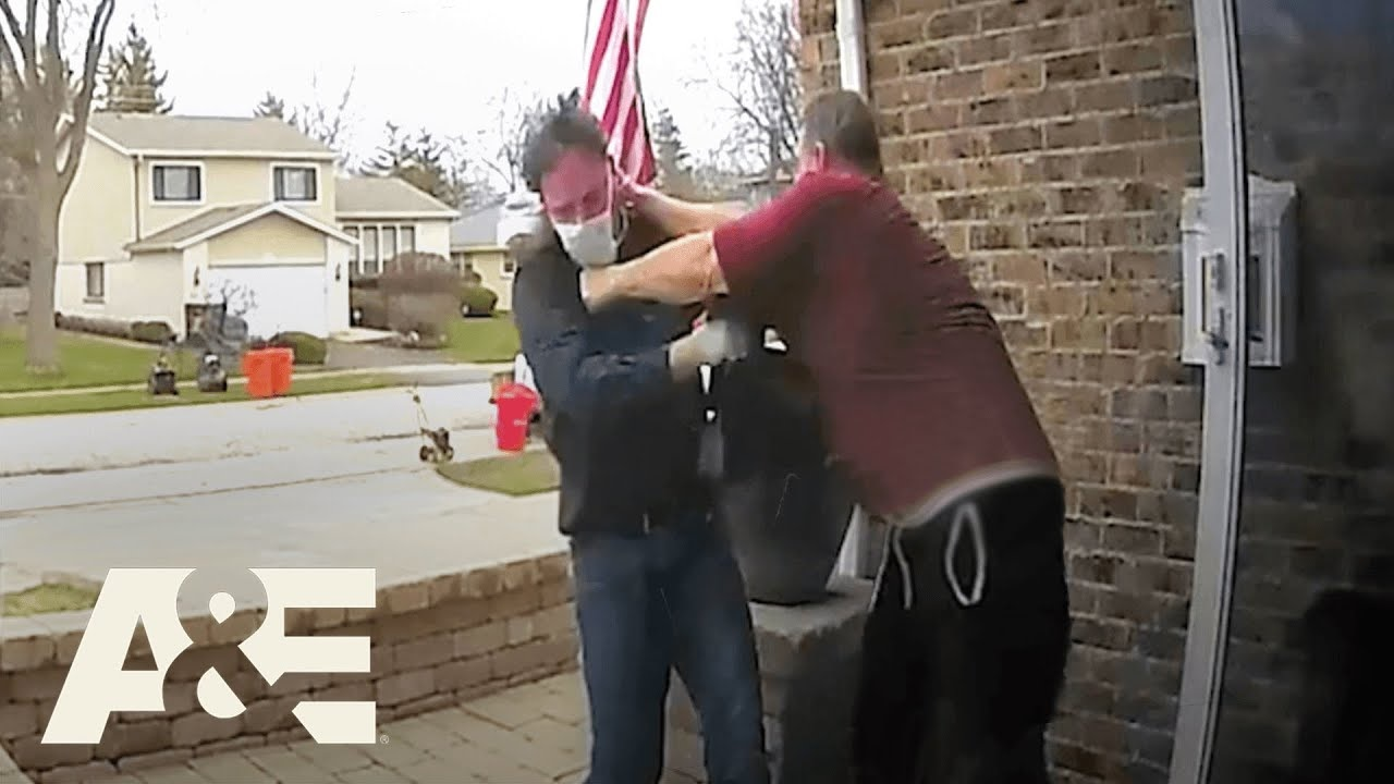 Video Shows Failed Robbery Attempt As Homeowner Shoots One And Beats Down The Accomplice