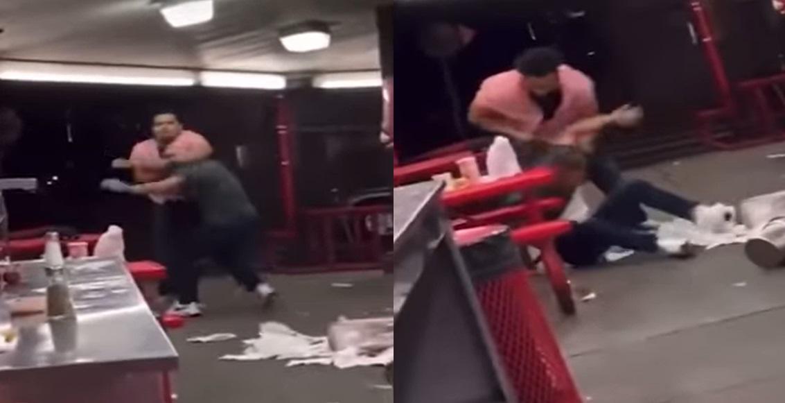 Video Shows Fight That Lead To Fatal Shooting Outside Steak Restaurant in Philadelphia