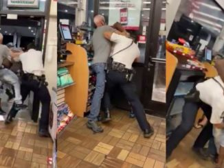 Viral Video Shows Columbus Officer and Suspect Fighting in Convenience Store