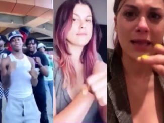 Woman Clowned TikTok Dancers and Then Fury & Flames Hit Her Inbox