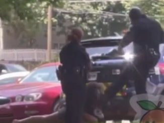 Atlanta Police Officer Kicks Woman In The Face While She Was Handcuffed On The Ground