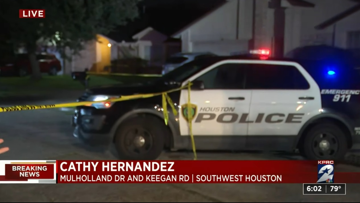 33-Year-Old Man Fatally Shoots His Mother and Injures His Father in Houston