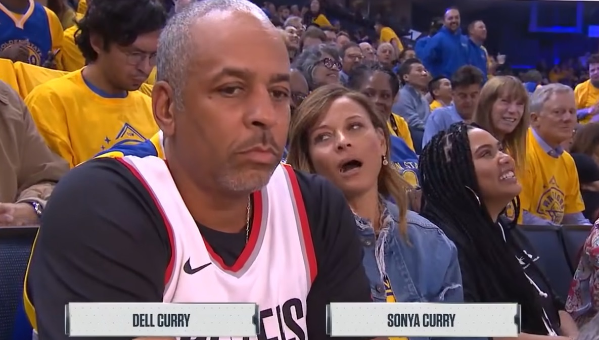 Dell & Sonya Curry Accuse Each Other of 'Creeping' in Divorce Docs
