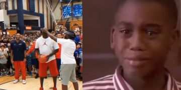 If Michael Jordan Misses One Shot..All The Kids Get FREE Jordans 'F**k Them Kids'