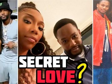 Is Brandy And Cam'ron Dating On The Low?