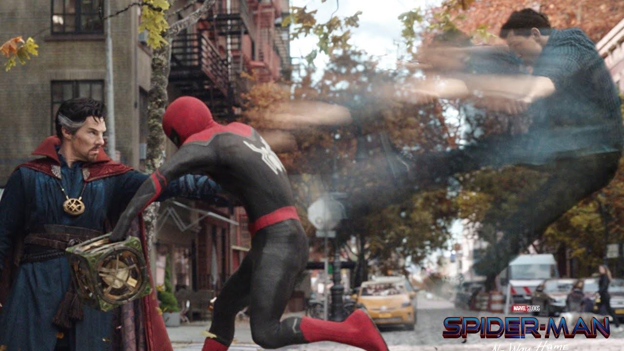 'Spider-Man: No Way Home' Trailer Drops After Leak