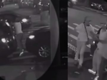 Surveillance Video Shows Father & Son in a Shootout With Off-Duty Cops in NYC