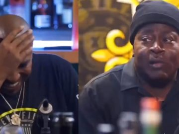 Trick Daddy On Drink Champs Talking About Getting His Booty Serviced