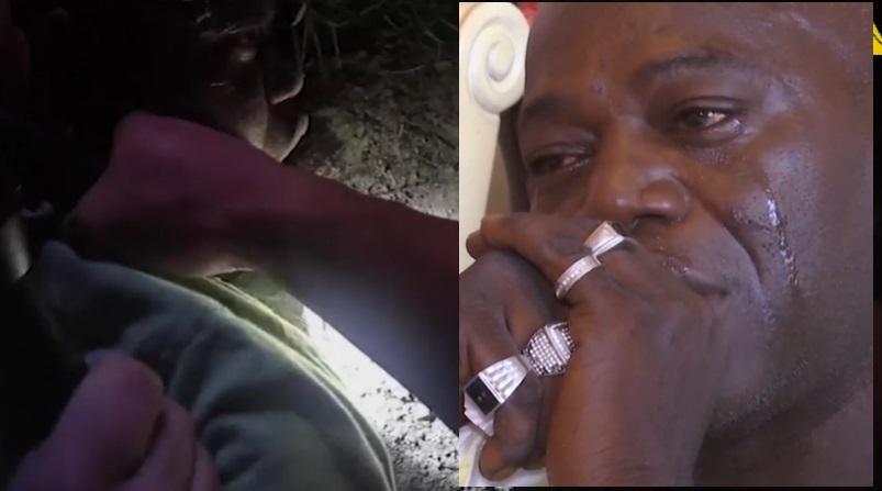 Video Shows Louisiana Trooper Hitting Black Man 18 Times With flashlight