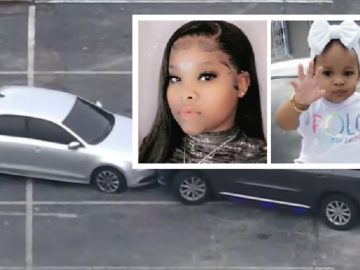 20-Year-Old Florida Mother Found Shot to Death & 1-Year-Old Left to Die in Car