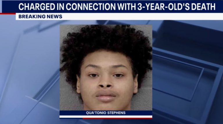 21-Year-Old Man Charged in Connection With The Murder of 3-Year-Old in Charlotte, NC