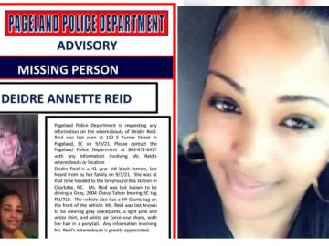 41-Year-Old Mother Missing For Two Weeks in Charlotte, NC