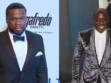 50 Cent Gets Backlash For Michael K. Williams' Death Posts