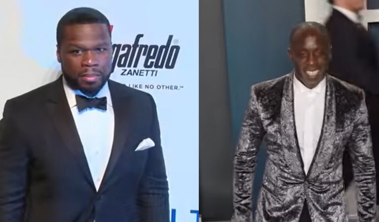 'I don't do fake love s**t': 50 Cent Gets Backlash For Michael K. Williams' Death Posts