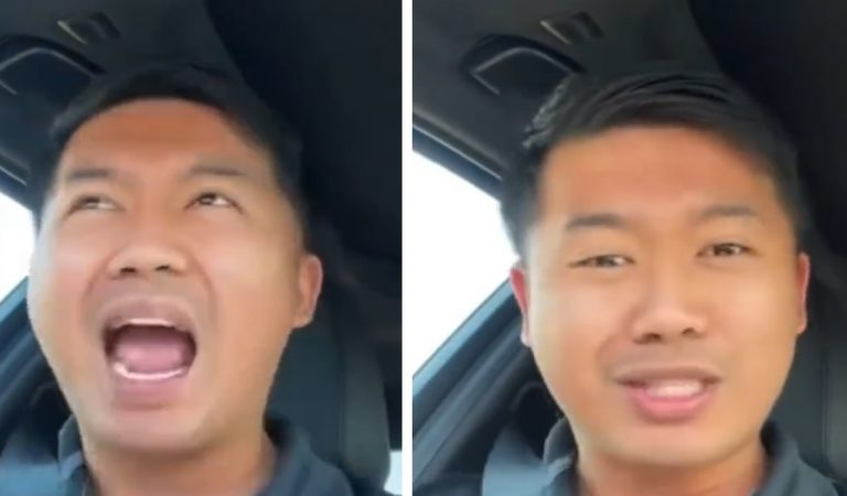 'B***h I ain't even Chinese': Asian American Man Goes Off After Woman Tells Him to Go Back to China