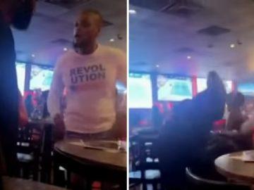 Bar Shooting Caught on Camera Outside Atlanta; 3 People Injured