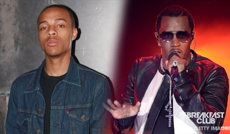 Bow Wow Seemingly Confirms Diddy's Relationship With His Baby Momma