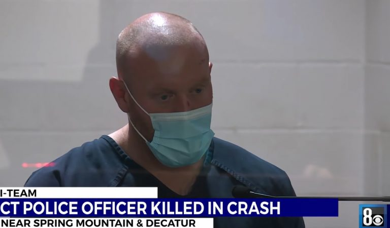 Cop Charged With Killing Fellow Officer In   DUI Rolls Royce Crash in Las Vegas