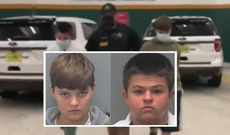 Florida Teens Accused Of Plotting Mass Murder at School..Sentenced To 21 Days In Juvenile Detention