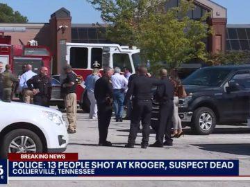 Mass Shooting: Gunman Opens Fire Inside Tennessee Supermarket; 13 Shot, 1 Dead