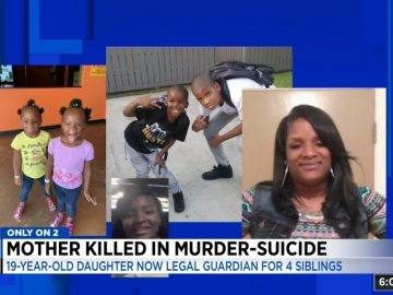 Mother of 5 Killed in Murder-Suicide in Houston