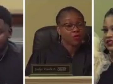 Judge Vonda Uses A Woman's Own Words Against Her To Increase Her Child Support