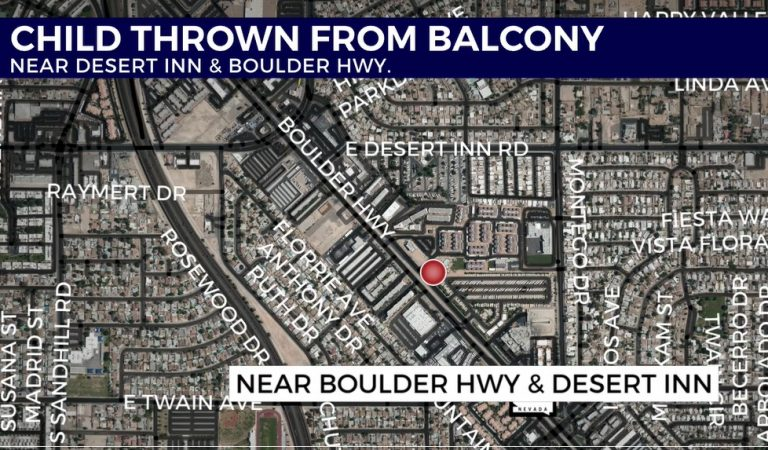 Las Vegas Man Throws 5-Year-Old Girl Head-First Off Balcony  Because He Believed She's a Demon 'Full of bad spirits'