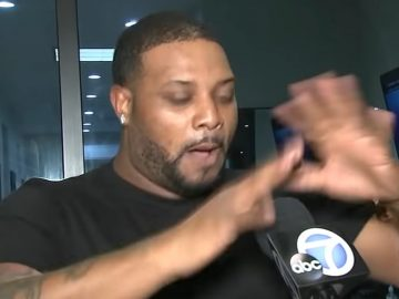 Los Angeles Hair Stylist Gives a Hilarious Interview About Carson Earthquake