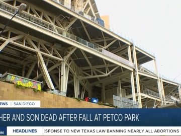 Mother & Toddler Fall To Their Deaths at Petco Ballpark In San Diego