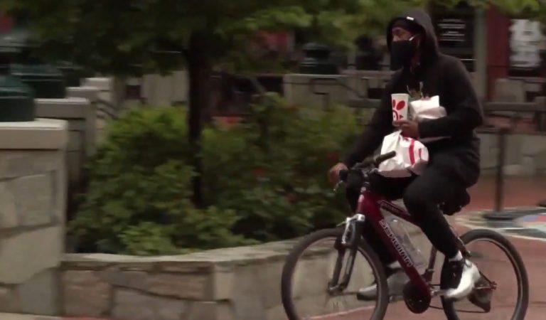 NYC Sued by 'DoorDash, Grubhub, Uber Eat Over Fee Limit Law