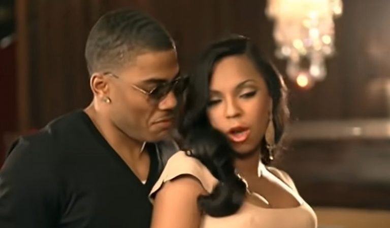 'It wasn't like that': Nelly Addresses 'The Hug' He Gave Ashanti During Verzuz Battle