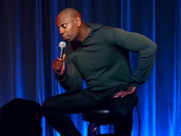 The Sixth Chapter: Netflix Releases a Teaser Trailerfor Dave Chappelle's New Comedy Special 'The Closer'