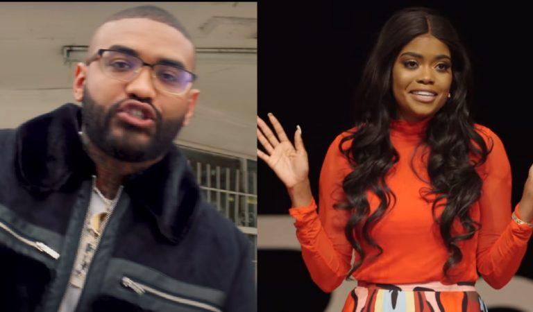 Getting Exposed: Rapper Joyner Lucas  Goes In On Karen Civil For Allegedly Stealing $60,000