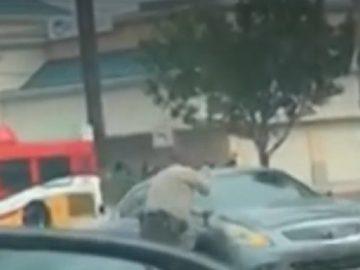 School Resource Officer Opens Fire on Woman That Fought Teen Girl Near a Long Beach High School