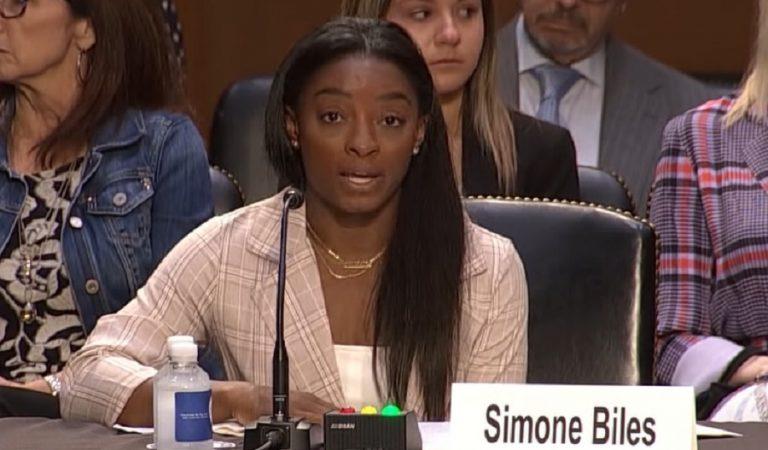 Simone Biles Gives Emotional Testimony on Larry Nassar Sexual Assault Case
