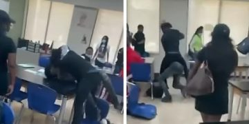 St. Louis Mother Caught on Cellphone Video Ordering Her Son to Fight in School