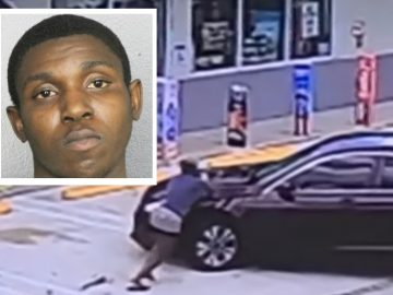 Video Shows Thief Steal Car With 2-Year-Old Inside in Florida