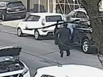 Video Shows Disguised Killer Shoot Man in The Head in Broad Daylight in New York
